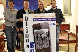 Una burra y un iPhone protagonizan la imagen promocional del Dijous Bo 2011