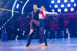 Trago amargo para Yana Olina y Bustamante en 'Bailando con las Estrellas'