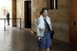 La Audiencia permite a Munar disfrutar de un permiso penitenciario