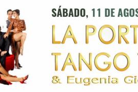 La Porteña Tango Trío y Eugenia Giordano presentan '10 años' en el Auditórium de Palma