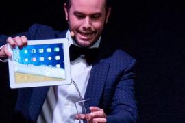 La 'Palabra de mago' de Jorge Blass recala en el Auditórium de Palma