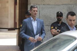 Urdangarin pide al Supremo anular su condena por el caso Nóos