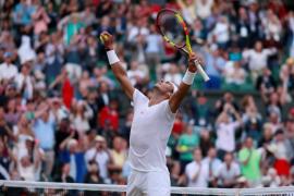 Nadal vence a Del Potro en un épico encuentro y pasa a las semifinales de Wimbledon