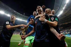 Croacia jugará la final del Mundial ante Francia