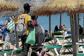 Cort prohibirá la venta ambulante ilegal en Palma con una instrucción