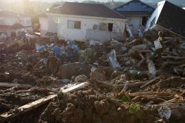 Las lluvias torrenciales en Japón causan al menos 199 muertes
