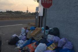 basura abandonada