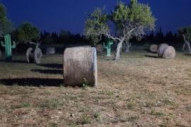 Mallorca Paintball, el único con iluminación de toda la Isla