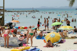 El interior de Mallorca estará en alerta amarilla este jueves por altas temperaturas