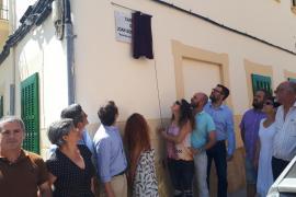 La calle Rotaboc de Palma pasa a denominarse Joan Bonet Nadal