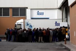 Acuerdo para el ERE de Teka, que establece el despido de 27 trabajadores