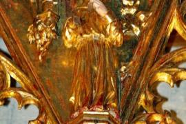 Ponen nombre al autor del retablo gótico de la Seu: Llorenç Tosquella júnior