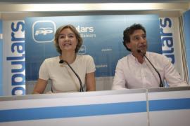 García Tejerina defiende en Palma la candidatura de Casado