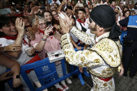 Histórico adiós de Padilla en Pamplona