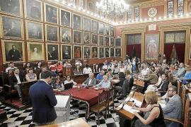 El PI tiene la llave del próximo gobierno del Ajuntament de Palma