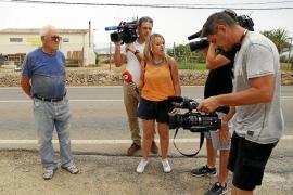 El cineasta fue agredido en Son Banya para robarle 700 euros