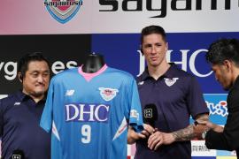 Fernando Torres, otro ídolo en Japón
