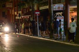 Quince heridos por gas pimienta en una discoteca del Puerto de Andratx