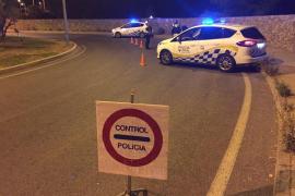 Detenido un conductor por quintuplicar la tasa de alcohol permitida en el Puerto de Sóller