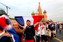 Francia y Croacia, separadas por un sueño de 90 minutos