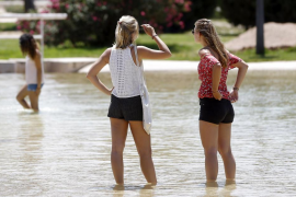 Alerta amarilla en Mallorca por altas temperaturas