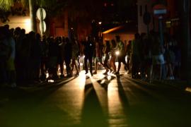 Detectan deficiencias administrativas en la discoteca desalojada por gas pimienta del Puerto de Andratx
