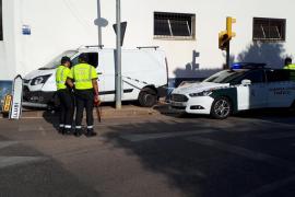 El conductor que atropelló a un hombre en sa Pobla da positivo en cocaína