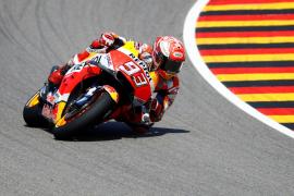 Márquez se impone en Alemania y suma su quinta victoria