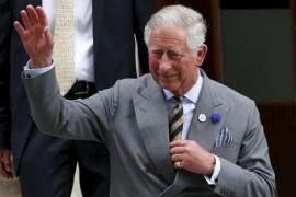 El príncipe Carlos y el príncipe Guillermo se niegan a reunirse con Trump
