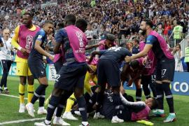 Francia se lleva el Mundial de Rusia