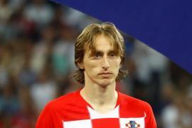Modric, mejor jugador del Mundial