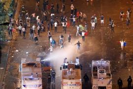 La celebración del Mundial se salda con disturbios en pleno centro de París