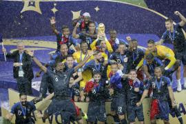 Francia gana el Mundial y su juventud invita a soñar con lo que viene