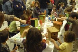 El Parc de Llevant celebra su décimo aniversario entre juegos e imágenes
