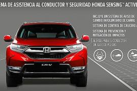 Honda ha desvelado la tecnología del nuevo CR-V