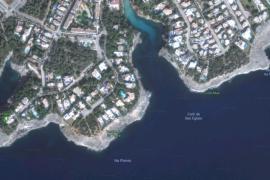 Muere un turista alemán arrastrado por una ola en Santanyí