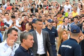 Cristiano Ronaldo: «El Juventus no es un paso atrás»