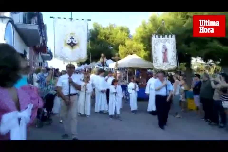 Los marineros celebran con orgullo el Carmen