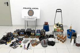 Buscan a un hombre que huyó en coche tras agredir a una mujer en Sant Antoni