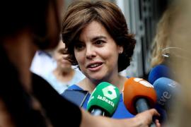 Quién está detrás del vídeo que critica la candidatura de Sáenz de Santamaría