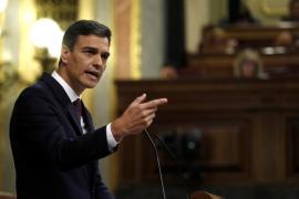 Sánchez: «Ninguna democracia puede permitirse monumentos que ensalcen una dictadura»