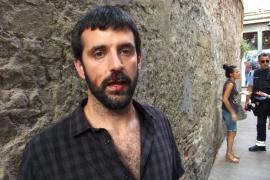 El fotoperiodista Jordi Borràs denuncia la agresión de un policía al grito de «viva Franco»