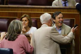 Hernando cree que España no se merece un presidente que cuestiona la Constitución