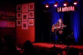 Ana Martí regresa a La Movida con su banda