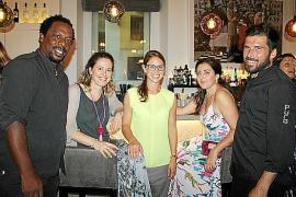Fiesta de reapertura de Opio Bar & Restaurant