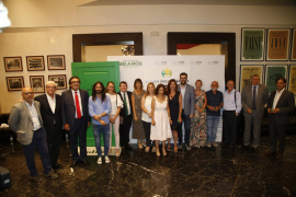Hotel Es Convent y la Coordinación Autonómica de Trasplantes, entre los Premios Solidarios ONCE Baleares 2018