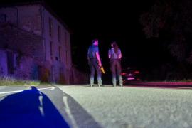 El atrincherado de Turieno ha huido y la Guardia Civil emprende batidas por la zona