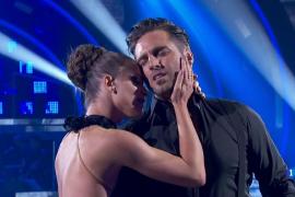David Bustamante y Yana Olina, finalistas de 'Bailando con las estrellas'