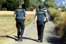 La Guardia Civil considera «extremadamente peligroso» al atrincherado huido de Turieno