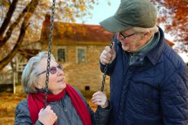 Nuevo máximo histórico de envejecimiento en España